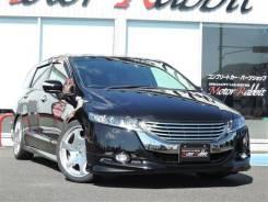 Honda Odyssey. автомат, передний, 2.4, бензин, 64 000 тыс. км, б/п. Под заказ