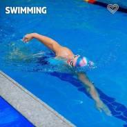 Школа легкого плавания I LOVE Swimming! Научим плавать за 1 месяц!