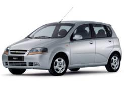 Бампер передний Chevrolet Aveo 1 поколение, T200 (03.2002 - 02.2008)