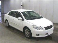 Toyota Corolla Axio. 14