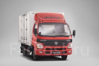 Foton Aumark BJ1089. Изотермический фургон с ХОУ на шасси Fonon BJ1089, 3 760 куб. см., 5 010 кг. Под заказ