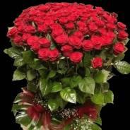 Цветы, украшения, праздничное оформление