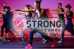 Фитнес программа strong by zumba