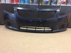 Передний бампер на Chevrolet Cruze General Motors 95022993 дорестайл