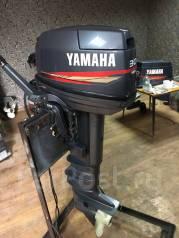 Yamaha. 30,00л.с., 2-тактный, бензиновый, нога X (635 мм), Год: 2003 год