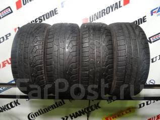 Pirelli Winter Sottozero. Зимние, без шипов, износ: 10%, 4 шт