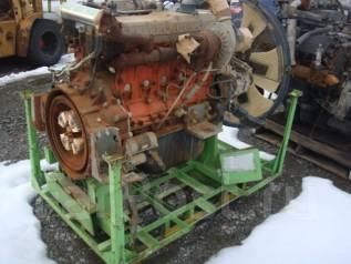 Двигатель в сборе. Hitachi