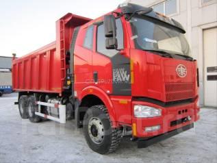FAW J6 CA3250P66K2T1E4. Самосвал FAW CA3250P66K2T1E4 в Чите, 8 600 куб. см., 25 000 кг.