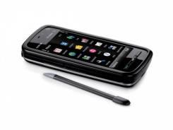 Nokia 5800 XpressMusic. Б/у, Черный