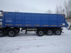 Bodex. Самосвальный полуприцеп , 2012г, 39т., 39 000 кг.