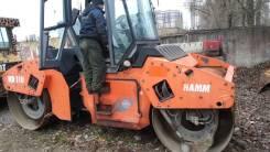Hamm. Каток HAMM HD110