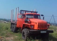 Урал 4320. Продается сортиментовоз УРАЛ-4320-19. Торг