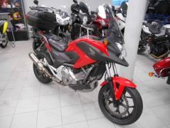 Honda NC 700X. 670 куб. см., исправен, птс, без пробега