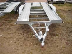 Rydwan Euro B. Прицеп -лафета для перевозки авто или другой техники., 2 100 кг.