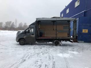 ГАЗ ГАЗель Next. Газель Некст, 2 800 куб. см., 1 500 кг.