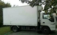 Isuzu Elf. Продаётся грузовик рефрижератор isuzu elf, 4 800 куб. см., 3 000 кг.