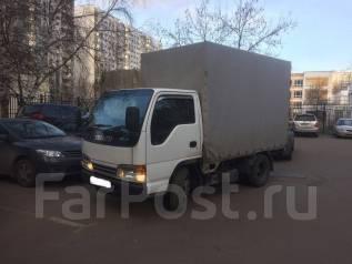Isuzu Elf. Хороший грузовик трудяга проверенный и надежный просто Японский, 4 600 куб. см., 2 000 кг.