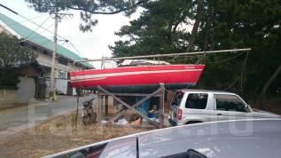 Яхта парусная. 1996 год год