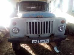 ГАЗ 53. Газ-53, 4 250куб. см., 5 000кг., 4x2