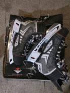 Продам коньки бу. 45, 46, хоккейные коньки