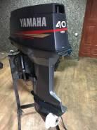 Yamaha. 40,00л.с., 2-тактный, бензиновый, нога L (508 мм), 2000 год год