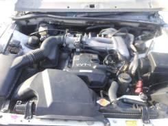 Двигатель в сборе. Toyota Mark II, JZX100 Двигатели: 1JZFSE, 1JZGE