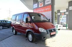 ГАЗ 2217 Баргузин. 2217 соболь, 2 700 куб. см., 6 мест