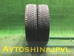 Bridgestone Blizzak VL1. Зимние, без шипов, 2015 год, износ: 10%, 2 шт