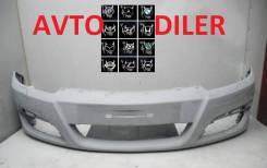 Бампер передний opel astra H 1400575 5D sedan 07 рестайлинг