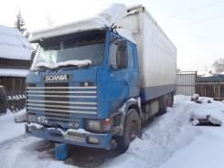 Scania. 113м, 11 000 куб. см., 12 500 кг.