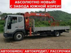 Daewoo Novus. В наличии, абсолютно новый с завода Ю. Кореи !, 5 890 куб. см., 7 000 кг.