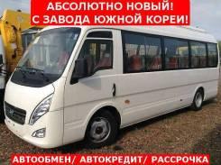 Daewoo Lestar. Абсолютно новый автобус , с завода Южной Кореи !, 25 мест