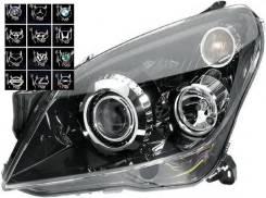 Фара левая Opel Astra H 1216565