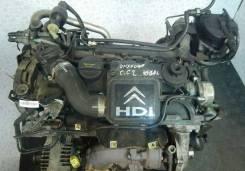 Двигатель ДВС Citroen C2 1.4 HDi (8HZ, 8HX) Б/У