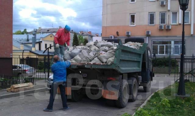 Вывоз мусора ТБО, старой мебели и разного хлама