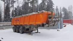 Schmitz Cargobull. Полуприцеп самосвальный Shmitz Cargobul ski24, 30 000кг.