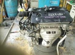 Двигатель ДВС на Toyota Avensis седан II 1.8 (1ZZ-FE)