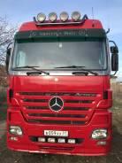 Mercedes-Benz Actros. Мерседес, 12 000 куб. см., 20 000 кг.