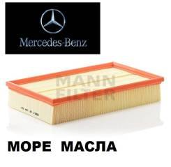 Фильтр воздушный. Mercedes-Benz: GLK-Class, S-Class, G-Class, GL-Class, M-Class, R-Class, CLC-Class, CL-Class, E-Class, SL-Class, SLR McLaren, CLK-Cla...
