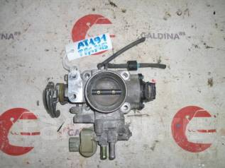 Заслонка дроссельная. Toyota Carina, AT191 Двигатель 7AFE