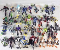 Приму от вас Lego Bionicle и их аналоги (Bella, KSZ, Decool, Zimo).
