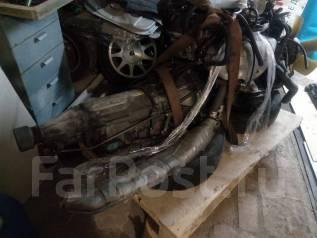 Двигатель в сборе. Toyota Chaser, JZX100, JZX105 Двигатели: 1JZGE, 1JZGTE