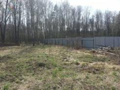 Земельный участок 8 соток в д. Богослово, Щелковский р-н 30 км от МКАД. 600 кв.м., собственность, электричество, от агентства недвижимости (посредник...