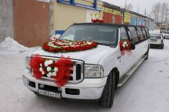 Ford Excursion. автомат, задний, 6.8 (240 л.с.), газ, 70 000 тыс. км