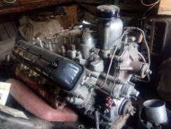Двигатель в сборе. ГАЗ 53 ГАЗ 66
