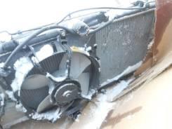Радиатор охлаждения двигателя. Toyota Carina, AT190, AT192 Toyota Corona, AT190 Toyota Sprinter Carib, AE111, AE111G, AE114, AE114G, AE115, AE115G Дви...