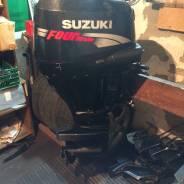 Suzuki. 25,00л.с., 4-тактный, бензиновый, нога S (381 мм), 2009 год