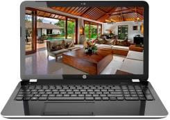 HP Pavilion. 15.6дюймов (40см), 2,7ГГц, ОЗУ 4096 Мб, диск 500 Гб, WiFi, Bluetooth, аккумулятор на 2 ч.