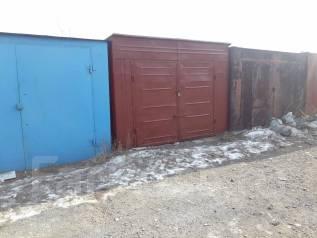 Гаражи металлические. улица Шилкинская 15, р-н Третья рабочая, 18 кв.м. Вид снаружи