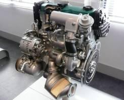 Контрактный двигатель Nissan CD20. Отправка